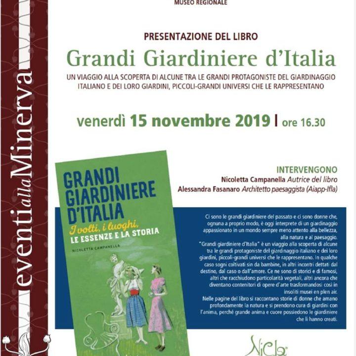 Salerno Novembre 2019